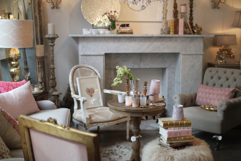 Ive always adored the crosss european style and vintage influences just walking through the store gives you home reno fever