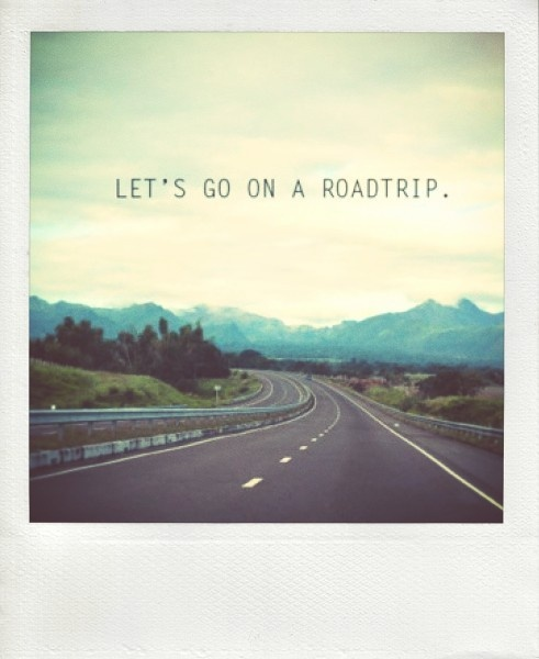 Quotes About Road Trip...