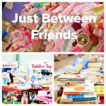 Just Between Friends Giveaway