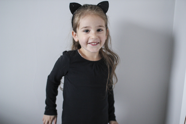 halloween cat headband