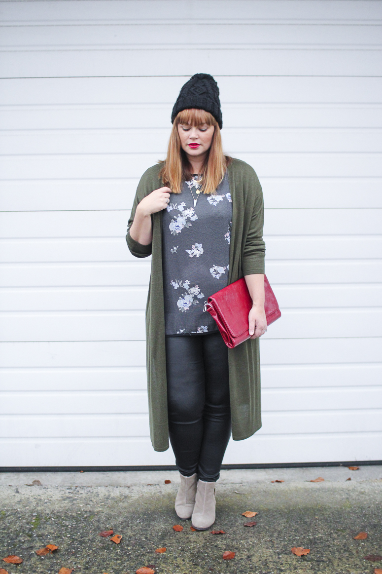 plus size blogger holiday