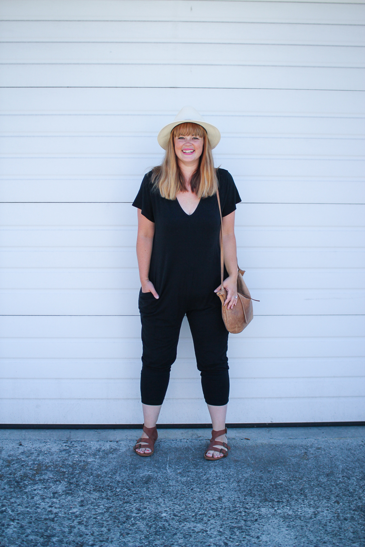 plus size blogger