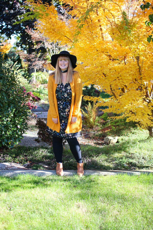 plus size fall fashion