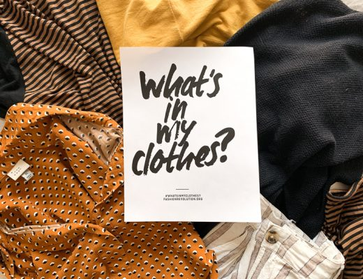 what's in my clothes